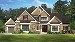4 modelos de plantas de casas americanas