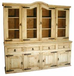 Kitchen Cupboard Furniture Rustic Pine Cupboard Rustic China Cabinets And Hutches By Indeed Decor