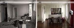 Renovation Maison Avant Apres Travaux : r novation avant apr s r novation pro ~ Zukunftsfamilie.com Idées de Décoration