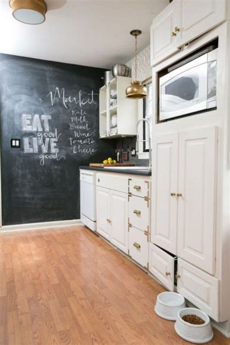 chalkboard decorations for the kitchen chalkboard decor ideas for your kitchen comfydwelling com