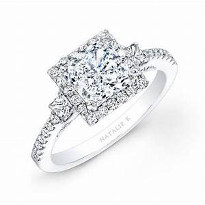 108 best princess cut diamond engagement rings images on With wedding rings square cut diamond