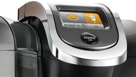keurig 2 0 brew sizes keurig 2 0 k575 review and specs friedcoffee