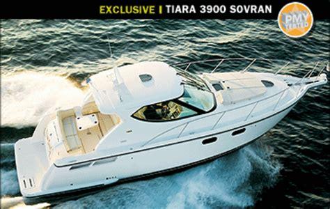 tiara  sovran power motoryacht