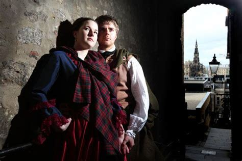 Take The Edinburgh Outlander Walking Tour The List