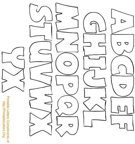 the alphabet templates alphabet bubble letters art worksheet pinterest