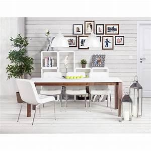 Table Basse Blanche Design : table basse design kubi blanche ~ Teatrodelosmanantiales.com Idées de Décoration