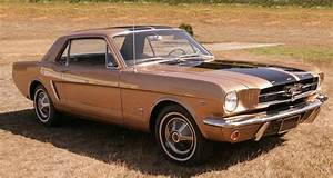 1965 FORD MUSTANG COUPE - 61929