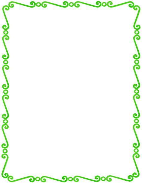 fancy borders for word clipart best ncexeeaji jpeg and frames free pictures