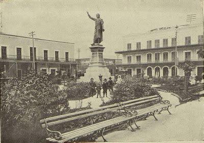 Carta De México El Centro Histórico De San Luis Potosí Monterrey México Hotel Hidalgo