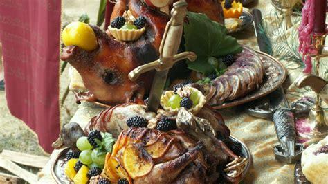 cuisine renaissance pin banquet moyen age on