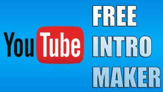 intro designer free intro maker