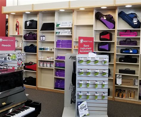 band orchestra west  dubuque store locations