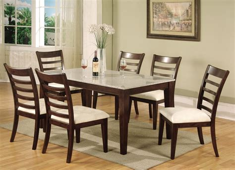 granite dining room tables  chairs cool granite top