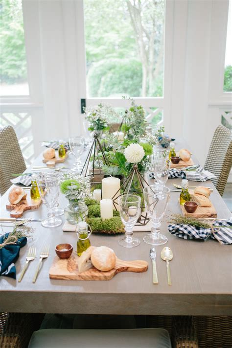 Host An Outdoor Dinner Party  Fashionable Hostess