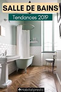 Deco Salle De Bain Carrelage : tendances de salle de bains 2019 les 7 incontournables ~ Melissatoandfro.com Idées de Décoration
