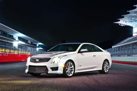 2019 Cadillac Coupe by 2019 Cadillac Ats V Coupe Pricier But Better Equipped