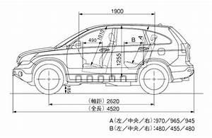 Dimension Honda Hrv : exterior measurements honda autos post ~ Medecine-chirurgie-esthetiques.com Avis de Voitures