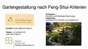 Gartengestaltung Feng Shui : gartengestaltung nach feng shui kriterien ~ Markanthonyermac.com Haus und Dekorationen
