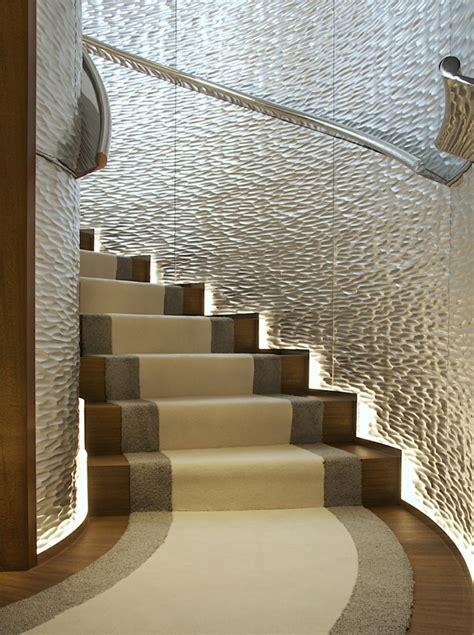 Wandgestaltung Treppenhaus Einfamilienhaus by 1001 Beispiele F 252 R Treppenhaus Gestalten 80 Ideen Als