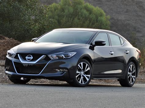 car nissan 2016 2016 nissan maxima test drive review cargurus