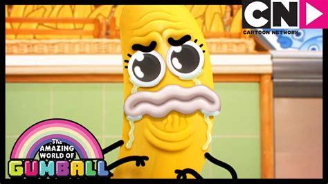 Gumball Banana Joe The Weekday Friend The Promise