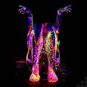 neon girl on Tumblr