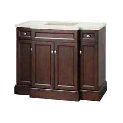 Sears Bathroom Vanity Combo by Bath Vanity Cabinets Vanity Sink Combos Sears