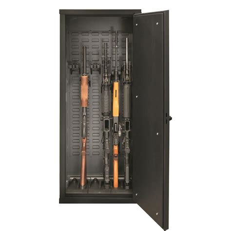 secureit gun cabinet model 52 secureit tactical model 52 gun cabinet holds 6 rifles with