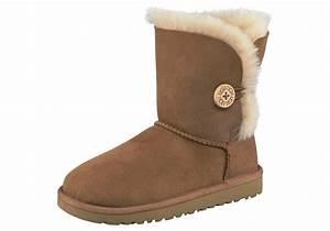Ugg Boots Günstig Kaufen Auf Rechnung : ugg bailey button kids stiefel mit dekorativem knopf ~ Themetempest.com Abrechnung