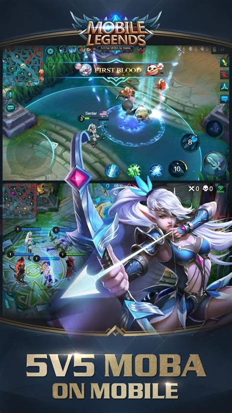 mobile legends for pc mobile legends on pc andy android