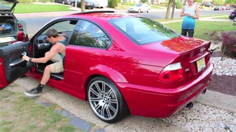 red bmw e46 e46 bmw m3 imola red quot quot revving engine pictures quot quot youtube
