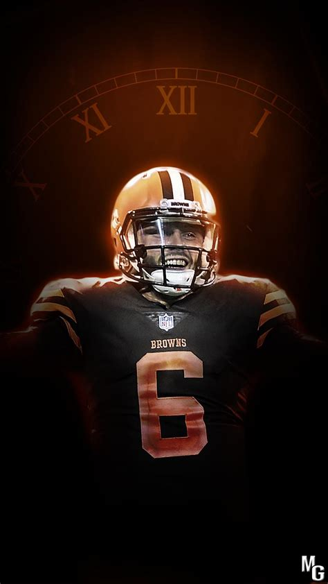 baker mayfield cleveland browns wallpapers wallpaper cave