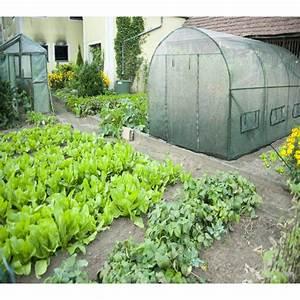 Bache Serre De Jardin : b che pour serre jardin tunnel 6 m habrita gamm vert ~ Dailycaller-alerts.com Idées de Décoration