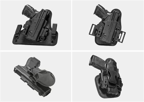 glock  modular holster kit shapeshift core carry pack