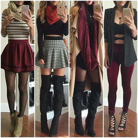 Outfit Goals For Girls 2016