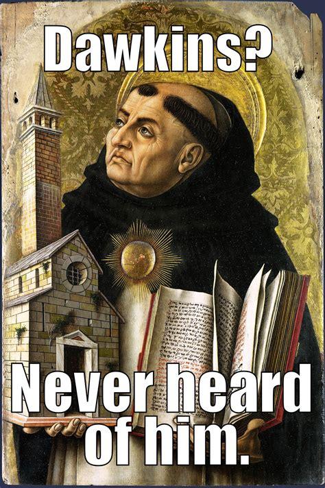Dawkins Meme - dawkins catholic memes