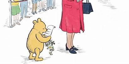Pooh Winnie Queen Birthday Children