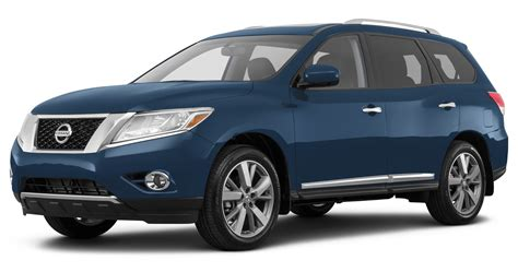 Nissan Pathfinder Horsepower by 2016 Nissan Pathfinder Reviews Images And
