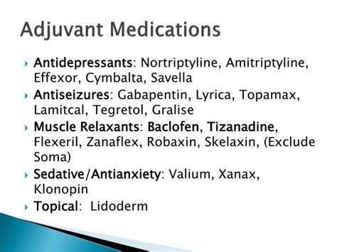 role  opioid medication  chronic pain