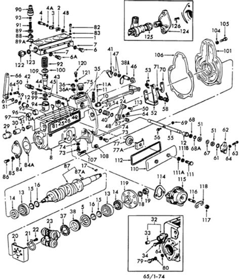 Ford Tractor Fuel Pump Diagram Wiring Fuse Box