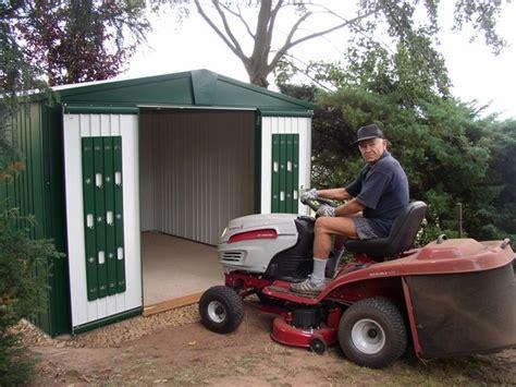 mower storage shed 50 mower storage shed lawn mower storage sheds