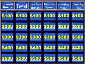 23 images of free jeopardy template powerpoint 2010 With jeopardy template powerpoint 2010