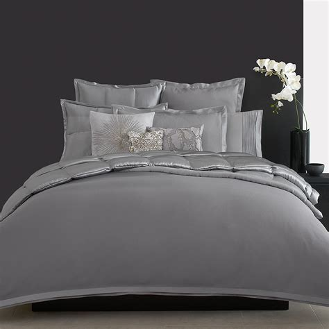 donna karan bedding bed bath and donna karan quot modern classics quot bedding mercury