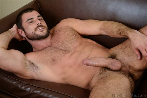 Mike Dozer First Time With Dildo At The Guy Site Hairy Guys In Gay Porn
