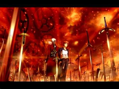 archers chant unlimited blade works youtube
