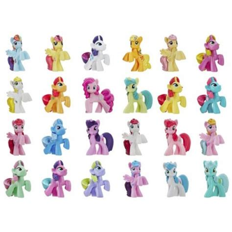 my pony blind bags my pony blind bag wave 15 complete set of 24