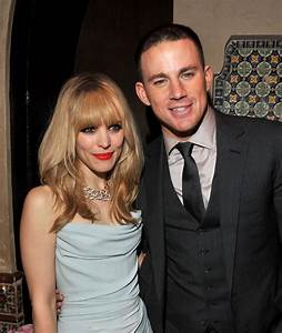Rachel McAdams and Channing Tatum at The Vow afterparty ...