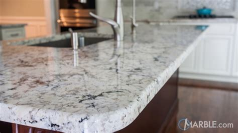 snow white granite kitchen countertops