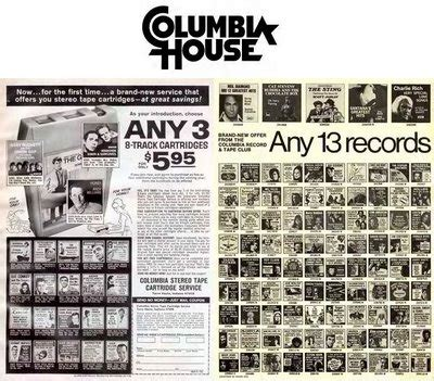 Columbia House Rock Town Hall Rock Music Discussion
