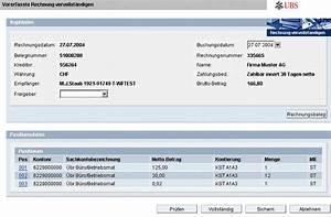 Rechnung Via Billsafe : ubs e invoicing mit einem ausgew hlten dienstleister experience online ~ Themetempest.com Abrechnung